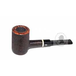 Briar Tobacco Smoking Pipe Poker Black 5.2 inch / 130 mm