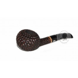 New Briar Author's Handmade Carved Tobacco Pipe Gorgeous Tomato Direct Smoking 5.8 inch / 145 mm
