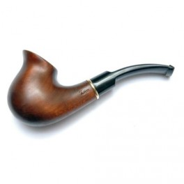New 6.2 inch Author Hand Carved Tobacco Smoking Pipe JUG