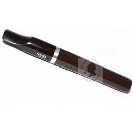 Black Standard Cigarette holder Authors Cigarette Holder with metal coll filter 3.6 inch / 95 mm
