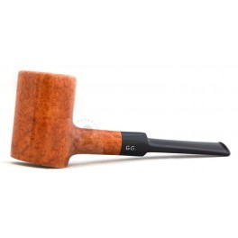 New Gold Poker Briar Tobacco Smoking Pipe 5.2 inch / 130 mm