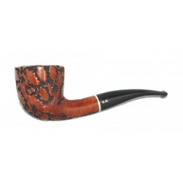 Fashion Briar Tobacco Smoking Pipe, Brand Golden Gate, Handmade by Artist ,OAK