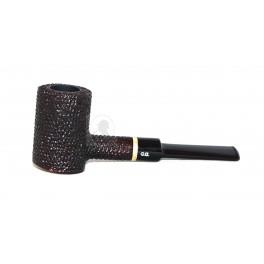 BRIAR Smoking Pipe, tobacco smoking pipe, smoking pipe POKER Black - GG + Gift