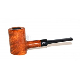 New Gold Poker Custom Briar Tobacco Smoking Pipe 5.2 inch / 130 mm