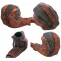 Hand Carved Tobacco Smoking Pipe * Claw * for 9 mm filter