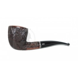Luxury Smoking Pipe Briar Pipe/Pipes/Pfeife Dublin Tobacco Pipe for 9 mm filter