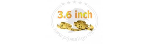 """3.6"""" 95 mm Short Cigarette Holders"""